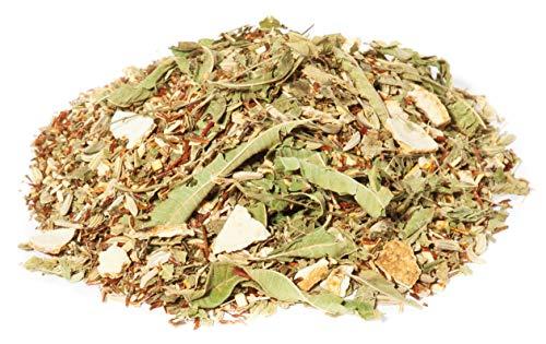 Groene Rooibos Sinaasappel-Vanille thee Biologisch 100 gram