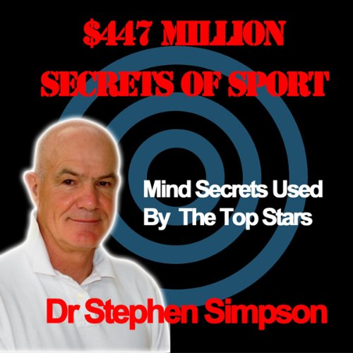 The $447 Million Secrets of Sport audiobook cover art
