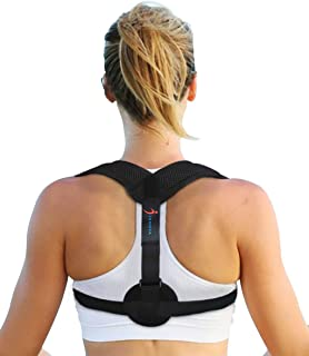 ?2019 New?Innova Posture Corrector for Women & Men - Adjustable Effective & Comfortable Upper Back Brace for Clavicle Support & Providing Pain Relief from Neck & Back
