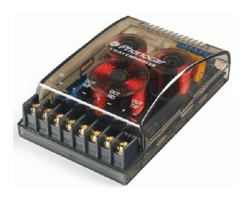 Phonocar 5/343 Frequenzweiche 3-Wege Mono 200 W Multipack 2 Stück