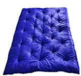Extra soft, Extra comfortable & Extra Thick Material: Terri cotton Filling material: Foam flake