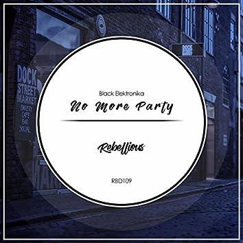 No More Party EP