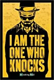Tainsi Breaking Bad – I am The One Who Knocks Poster-11 x 17 pulgadas, 28 x 43 cm