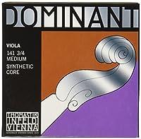 Thomastik 14134SET Dominant 1/2-14-Inches 13 Viola Set [並行輸入品]