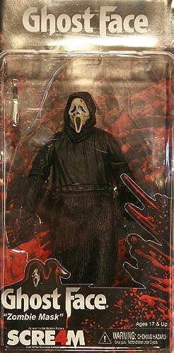 más vendido NECA Cult Classics Classics Classics Series Action Figure Ghost Face Zombie Scream 4 by Cult Classics  más orden