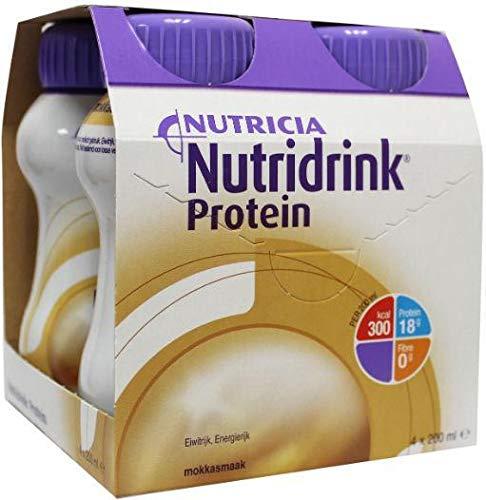 Nutridrink Protein Mokka 200 ml - 4 Stück