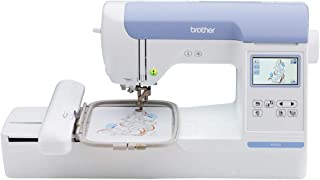 Brother PE800, 5×7 Embroidery Machine, One Size, White