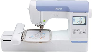 """Brother PE800 Embroidery Machine, 138 Built-in Designs, 5"""" x 7"""" Hoop Area,.."""