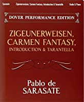 Zigeunerweisen, Carmen Fantasy, Introduction & Tarantella: with Separate Violin Part (Dover Chamber Music Scores)