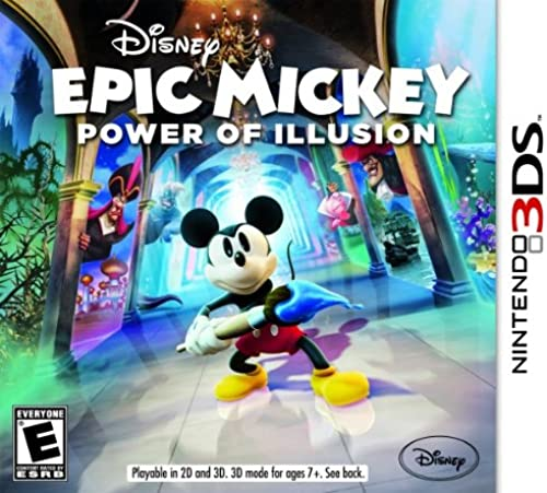 Epic Mickey 2 the Power of Illusion