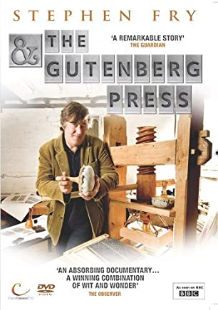 Stephen Fry and The Gutenberg Press [PAL]