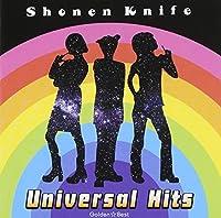 Universal Hits: Golden Best by Shonen Knife
