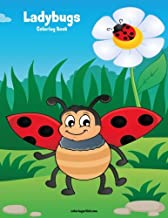 Ladybugs Coloring Book 1 (Volume 1)