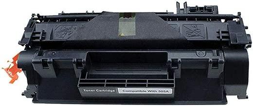 Modelo original HP 05A compatible CE505A CE505X cartucho de tóner para modelos: HP LASERJET P2035 / 2035N / 2055D / 2055D N / 2055XHP505X Impresora láser HP LASERJET P2055D / 2055DN / 2055X - Negro