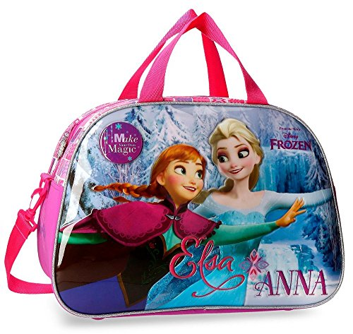 Disney Magic Borsone, 40 cm, 24.64 liters, Multicolore (Multicolor)