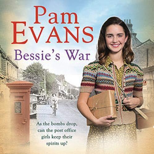 Bessie's War cover art