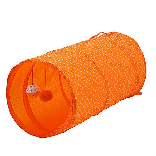 NA Túnel de entrenamiento de agilidad plegable portátil para mascotas, perros y...
