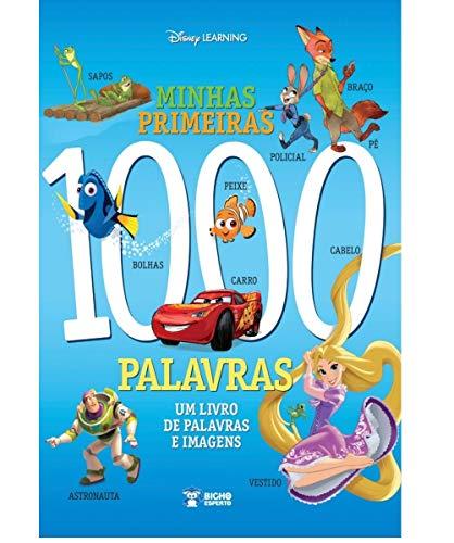 Disney - Minhas Primeiras 1000 Palavras