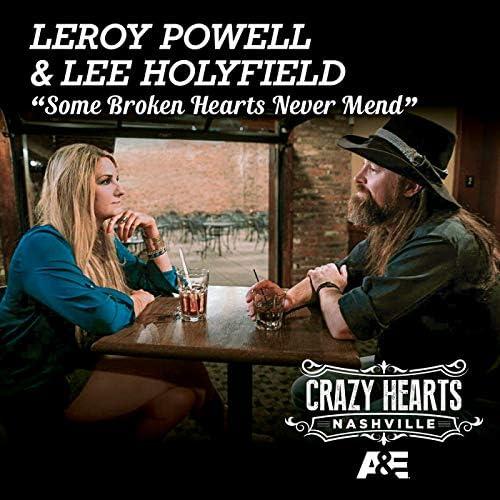 Leroy Powell & Lee Holyfield