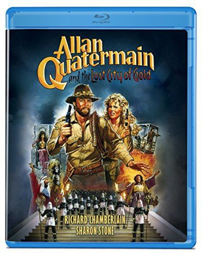 Allan Quatermain & The Lost City of Gold [Blu-ray]