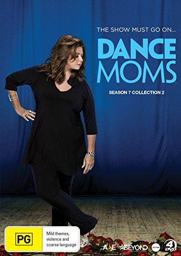 Dance Moms Season 7 Collection 2   NON-USA Format   PAL   Region 4 Import - Australia