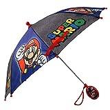 Nintendo Regular Kids Umbrella for Boys, Mario and...
