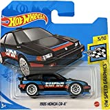 Hot Wheels 1985 Honda CR-X HW Speed Graphics 3/10 (090/250) 2021 Short Card