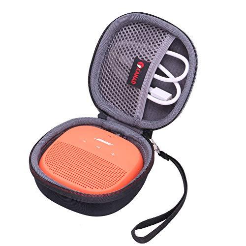 XANAD Dur Étui Cas de Voyage Porter Housse pour Bose Enceinte SoundLink Micro