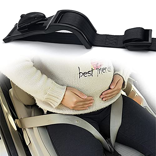 Pregnancy Belt Adjuster,Easy to Install and Improve the Comfort of Expectant Mothers' Seats