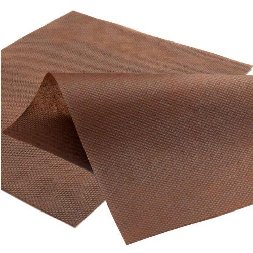 Masgard® Toile Anti Mauvaises Herbes 80 g/m² Marron différentes Dimensions (1,00 m x 100,00 m = 100 m² (Rouleau))