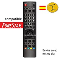 Mando a distancia Especifico para Television Tv SAT DTT FONESTAR - Reemplazo