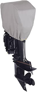 Dallas Manufacturing Co. Motor Hood Polyester Cover 1-2.5 hp - 10 hp 4 Strokes Or 2 Strokes Up to 25 hp