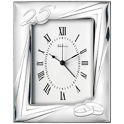 Reloj de mesa Valenti Argenti clásico cód. 52032 4ORL