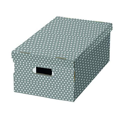 Compactor Bleu Cajas de Almacenamiento de cartón