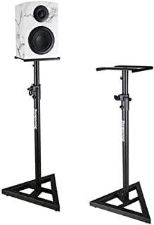 Stands Speaker Stand Theater Meeting Performance Home Metal Floor Speaker Stand Tripod Professional Lifting And Convenient...