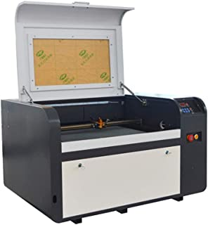 Laser Engraving Cutting Machine for Wood (Gray 100w)