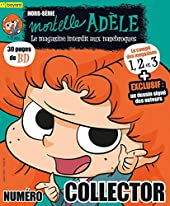 Compilation magazines 1, 2 et 3 Mortelle Adèle de Mr Tan