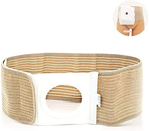 ACCDUER Abdominal Hernia Belt - Stoma Opening Ostomy All items in High quality new the store Binder