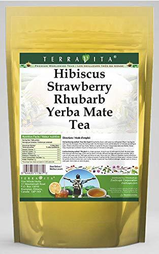 Hibiscus Al sold out. Strawberry Rhubarb Yerba Mate Tea Max 63% OFF 56 tea ZIN: 25 bags