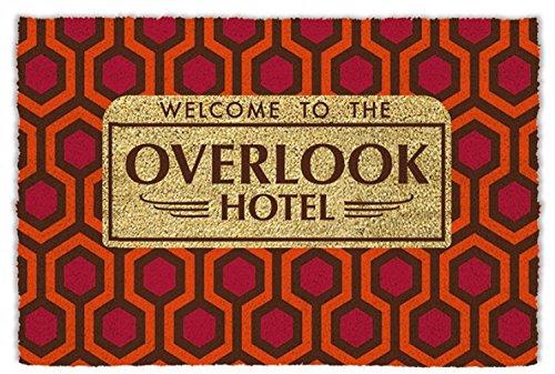 1art1 El Resplandor - Overlook Hotel Felpudo Alfombra