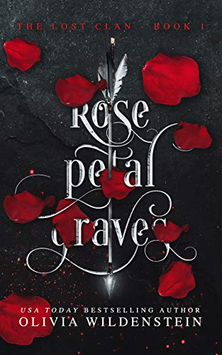Book Cover for Rose Petal  Graves