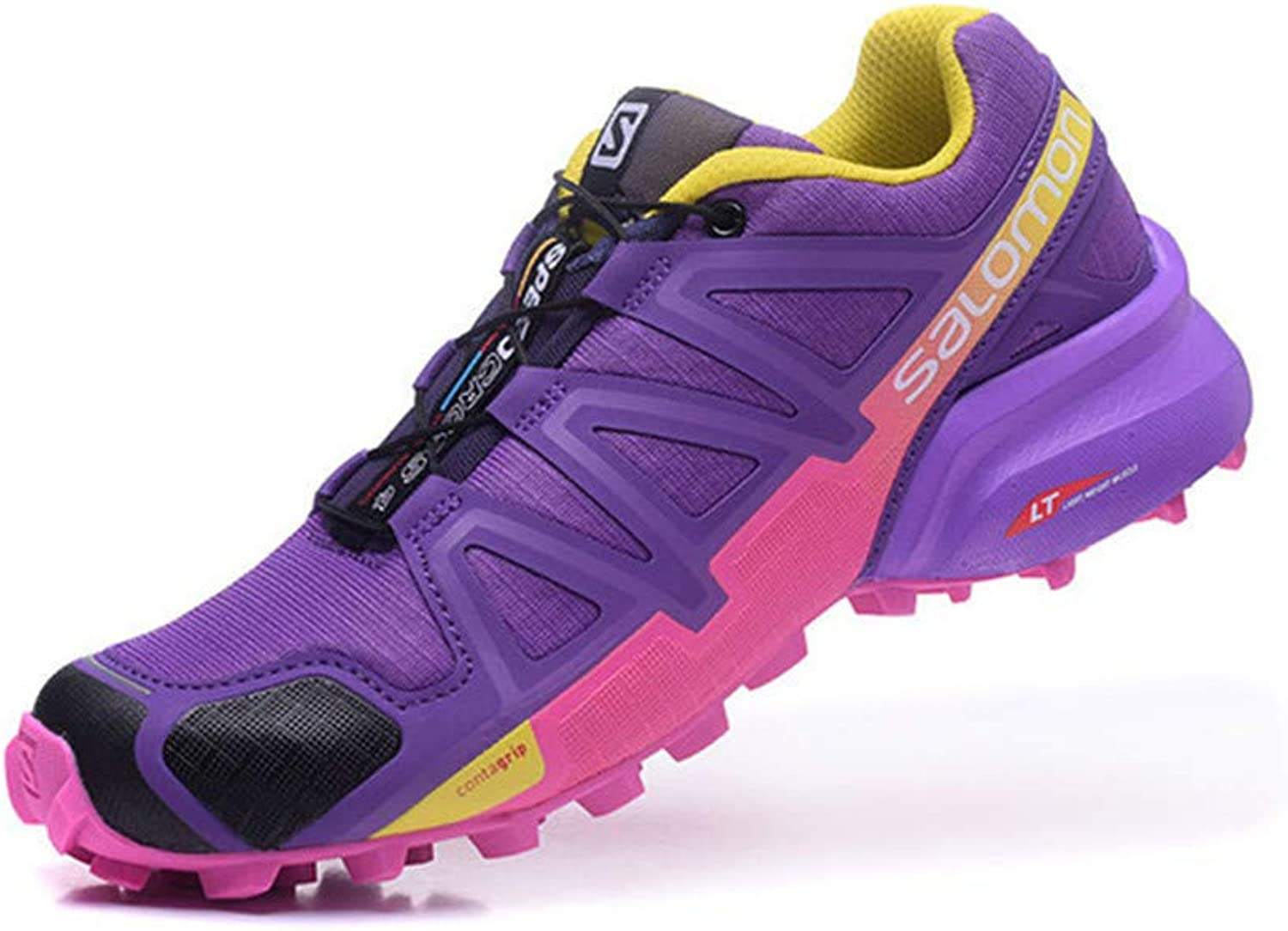HYID Women Breathable Outdoor Sneakers Summer Athletic Running Jogging shoes