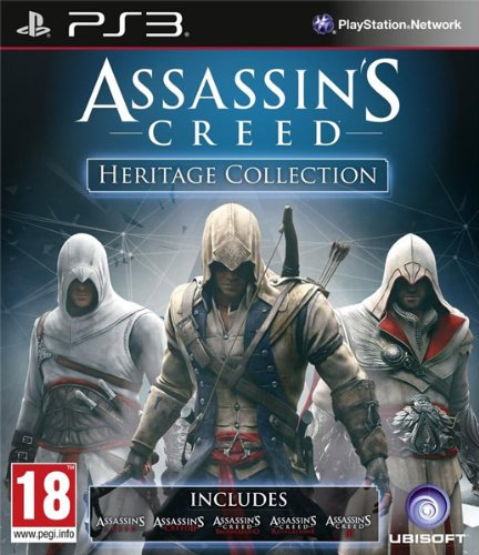 Assassins Creed: Heritage Collection [Spanisch Import]