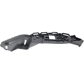Made Of Plastic FO1032102 8S4Z17C947B New Front Left Driver Side Bumper Cover Support//Reinforcement For 2008-2011 Ford Focus