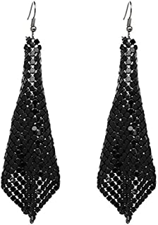 Best mesh dangle earrings Reviews