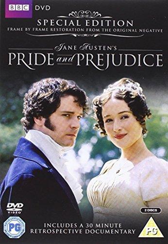 Pride and Prejudice: Special Edition [DVD] [Edizione: Regno Unito]