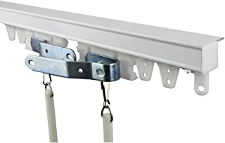 Rod Desyne Commercial Ceiling Curtain Track Kit