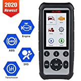 Autel MaxiDiag MD806 Car Diagnostic Tool Scan Tool for Engine, Transmission, SRS and ABS Systems Work with EPB, Oil Reset, DPF, SAS and BMS (Same Functions As MD808)