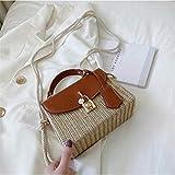 Dwqlx Summer Crossbody Bags Lady Carteras Y Bolsos De Viaje Hombro Femenino -2