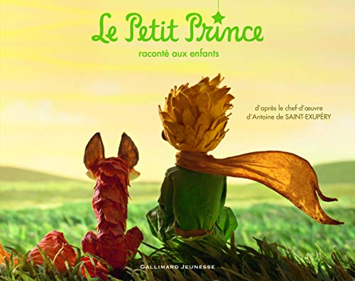 Le Petit Prince raconté aux enfants - Dès 4 ans
